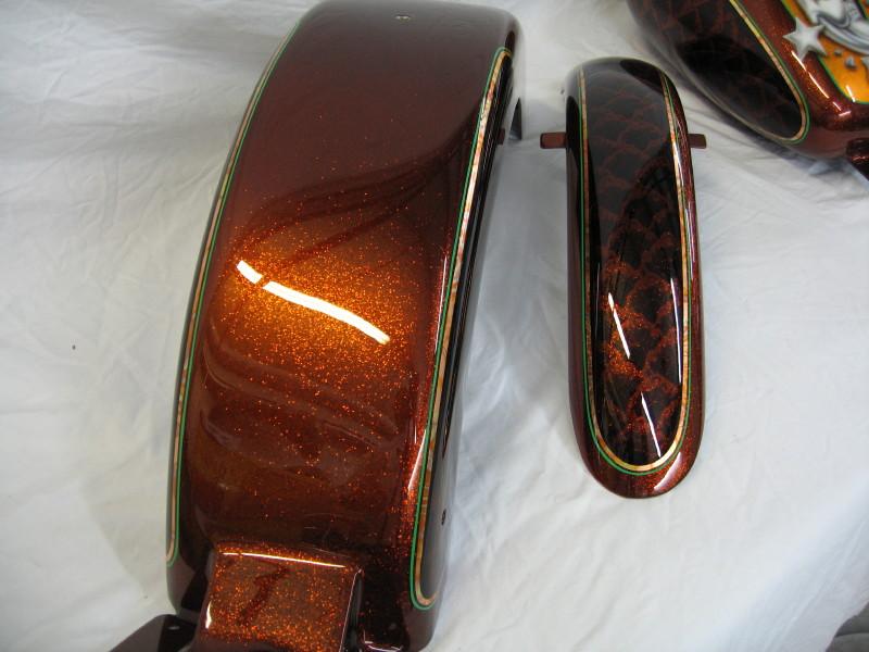 Spikes Custom Paint